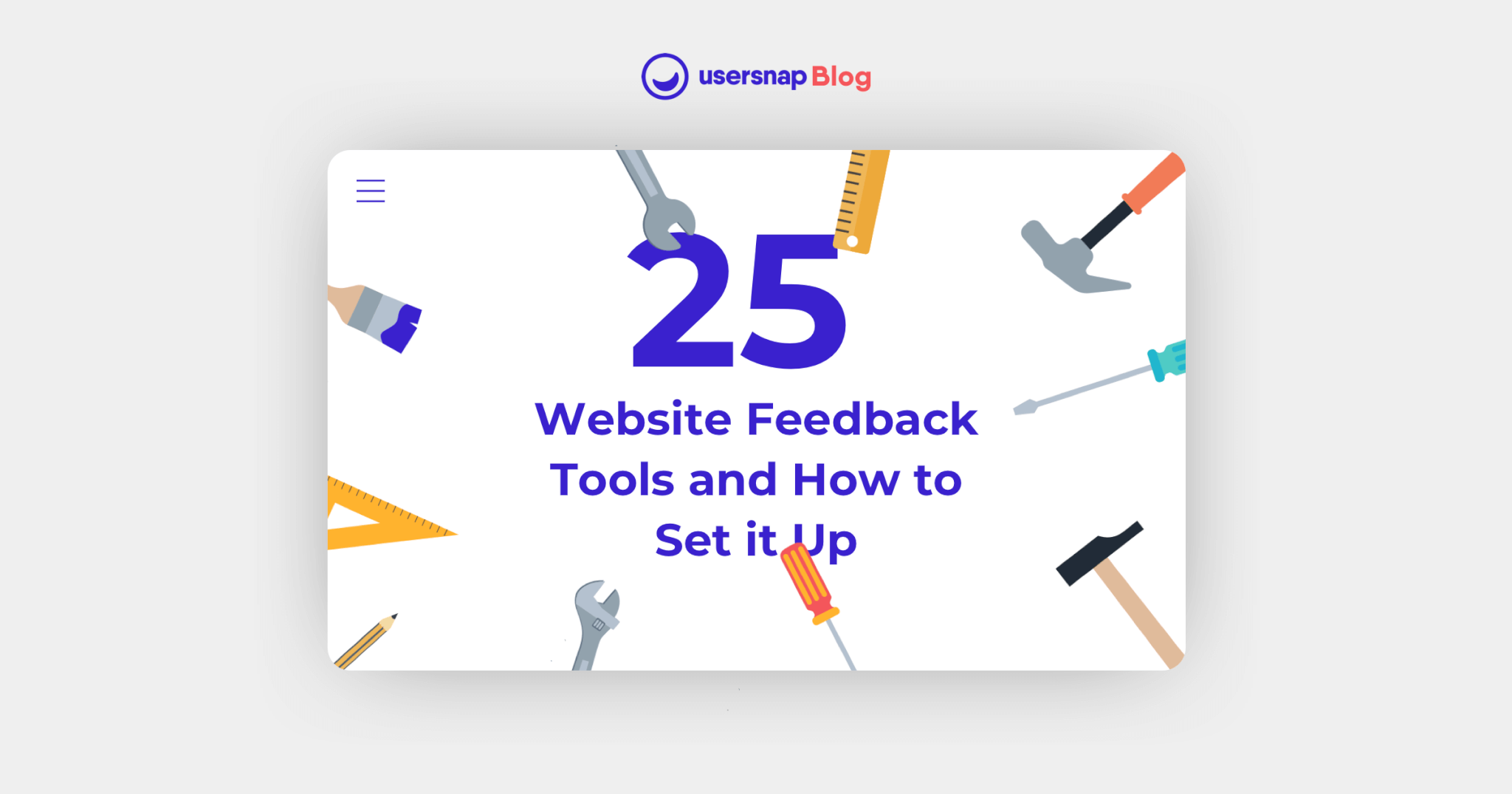 25 Website User Feedback Button Tools List and How to set it up