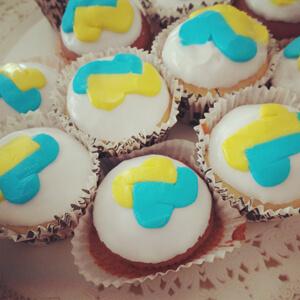 PyLadies Vienna cupcakes