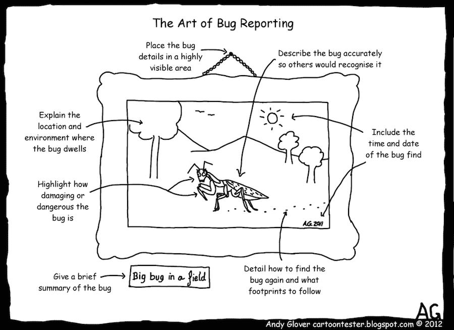 bug tracking hacks