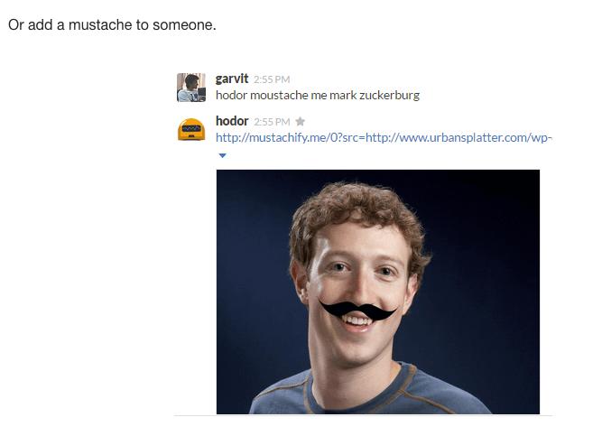 hubot slack integration