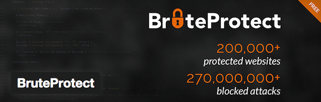 brute protect wordpress plugin for wordpress developers