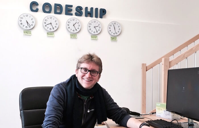 florian motlik interview on codeship for bugtrackers