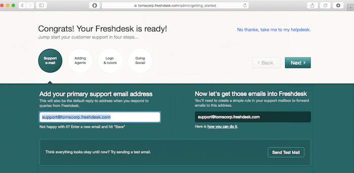 freshdesk customer support