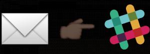 Slack now loves E-Mail