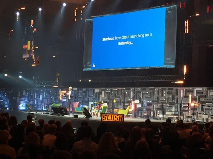slush15 review startups