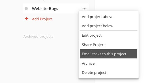How I manage website bugs with Todoist & Usersnap - Usersnap Blog