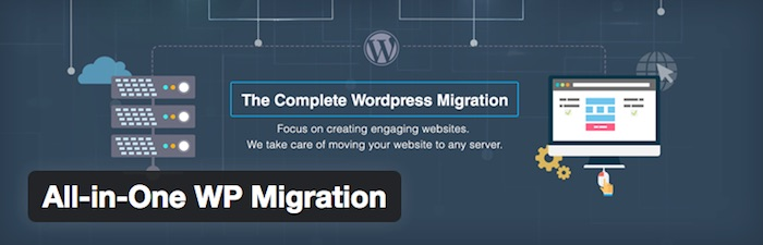 all-in-one migration wordpress plugin for web development
