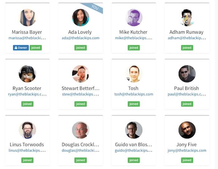 usernsap launch team