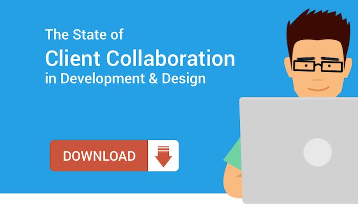 web development client collaboration survey