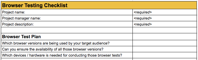 The Basics of Modern Browser Testing! - Usersnap