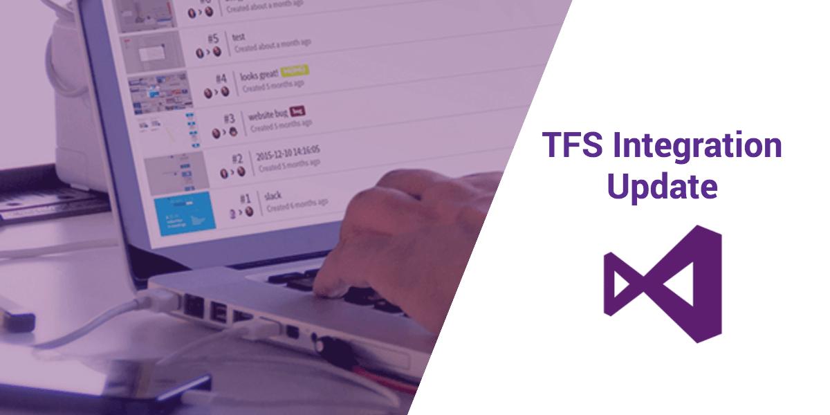 TFS bug tracking