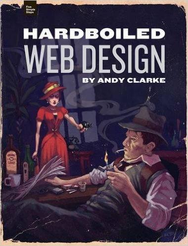 hardboiled web design by chris mills