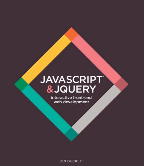javascript jquery book