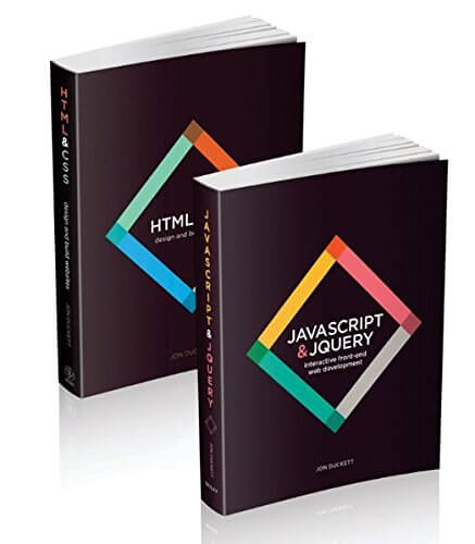webdesign jquery javascript html jon duckett