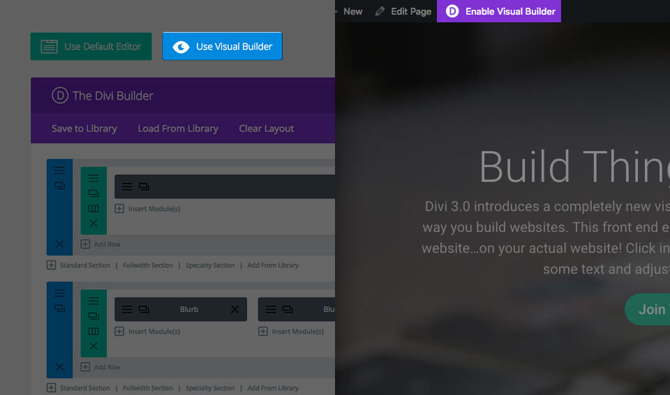 Divi 3 0 review: A new visual builder for WordPress! - Usersnap