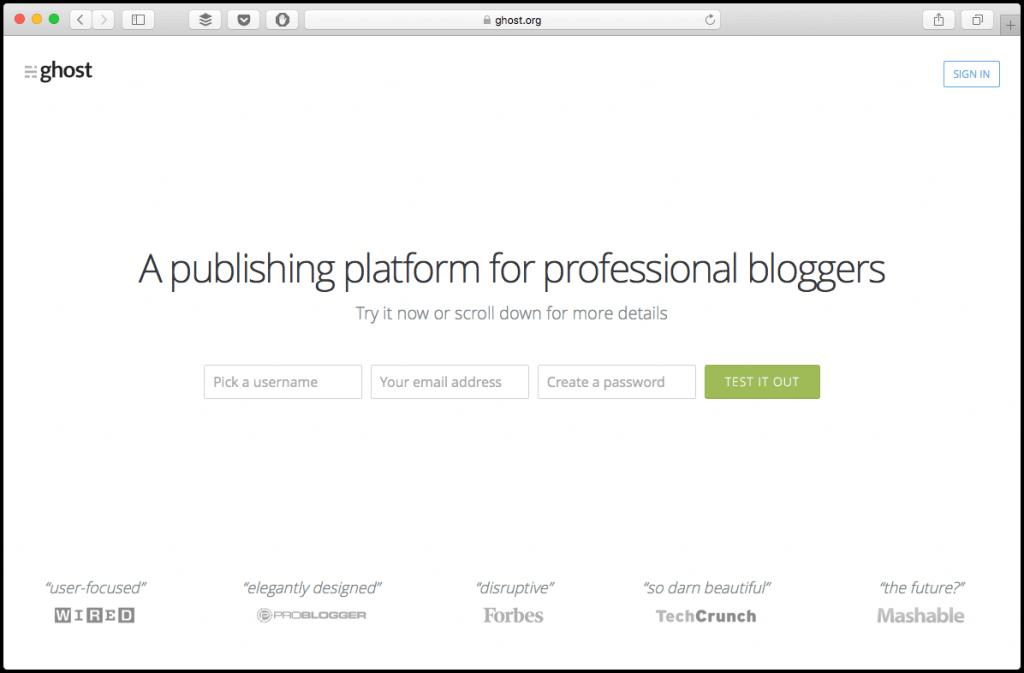 The best WordPress alternatives for bloggers! - Usersnap - 웹