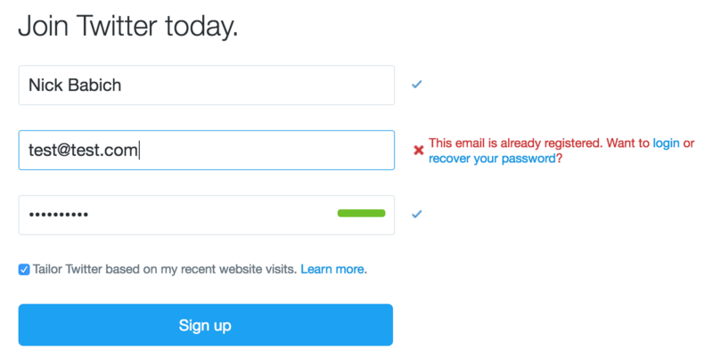 twitter example registration-form-2