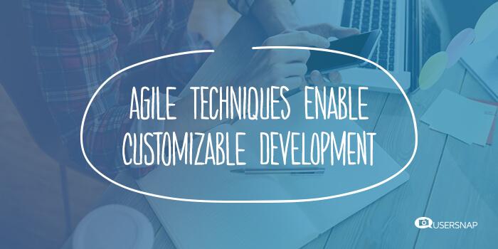 agile techniques for product development