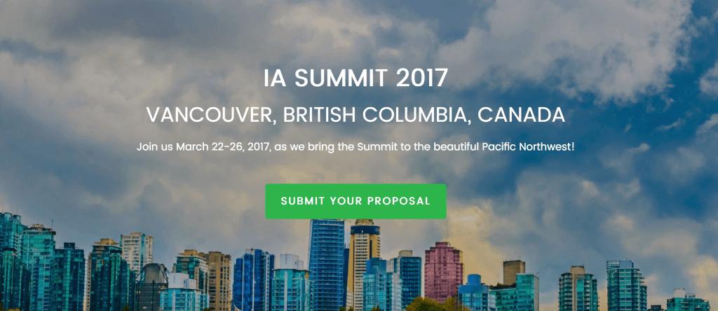 ia summit vancouver 2017