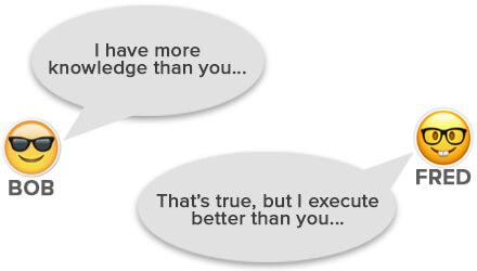 developer conversation