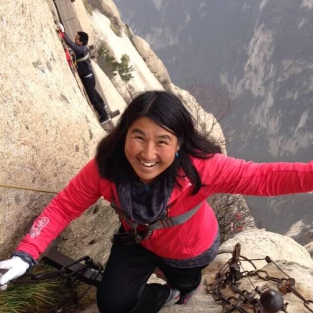 Image of Susie Wee, Female CTO
