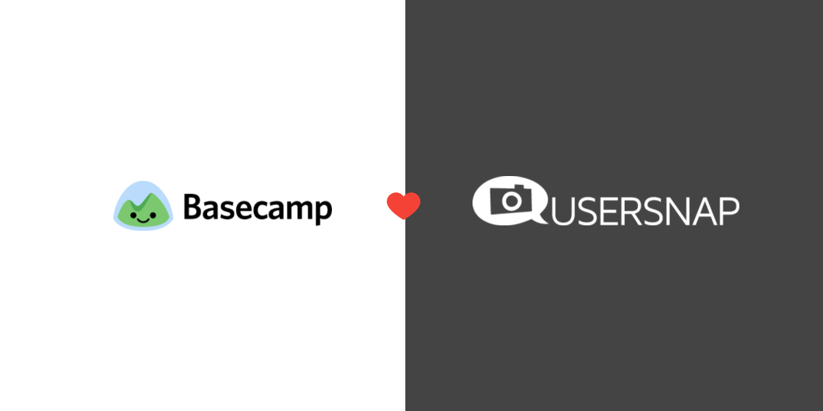 Basecamp 3 + Usersnap: The Ultimate Guide to Basecamp 3 Bug Tracking