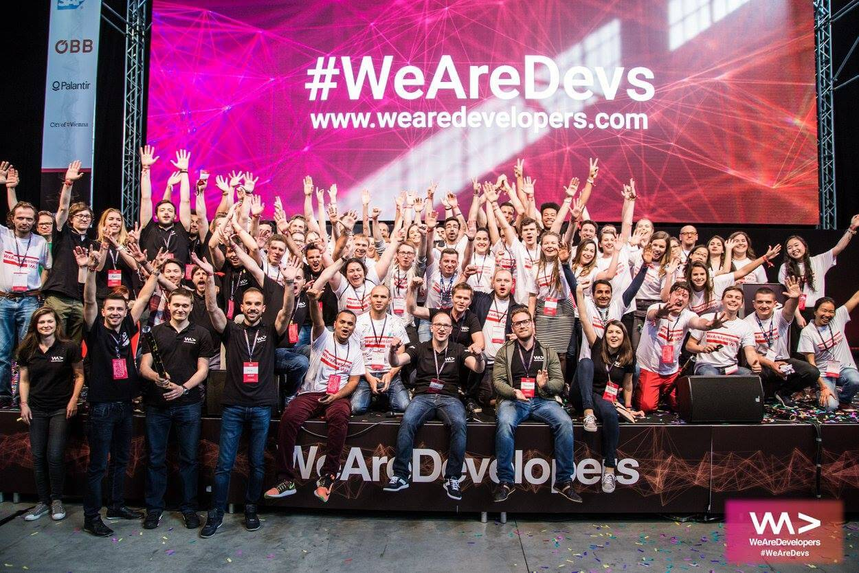 wearedevs conference review