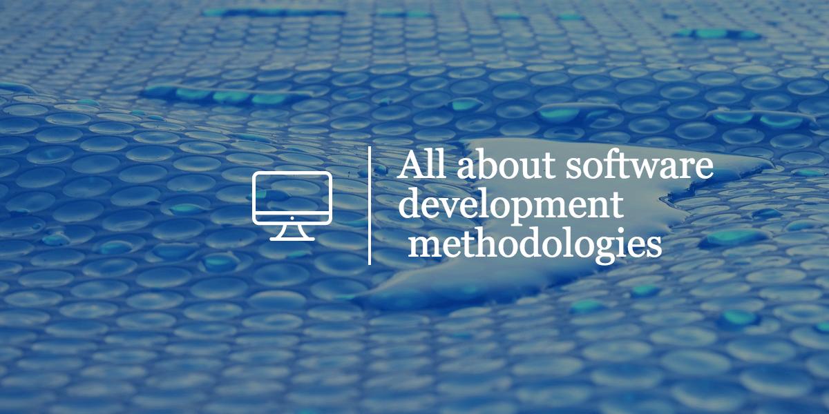 software development methologies