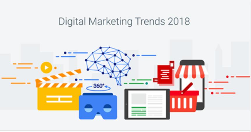 Web Design Trend 2018 Google Squared