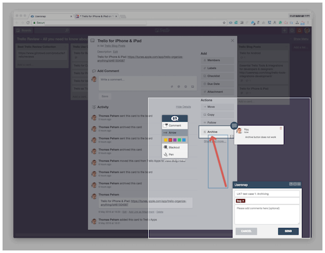 A Practical UAT Test Case Using The Example of Trello