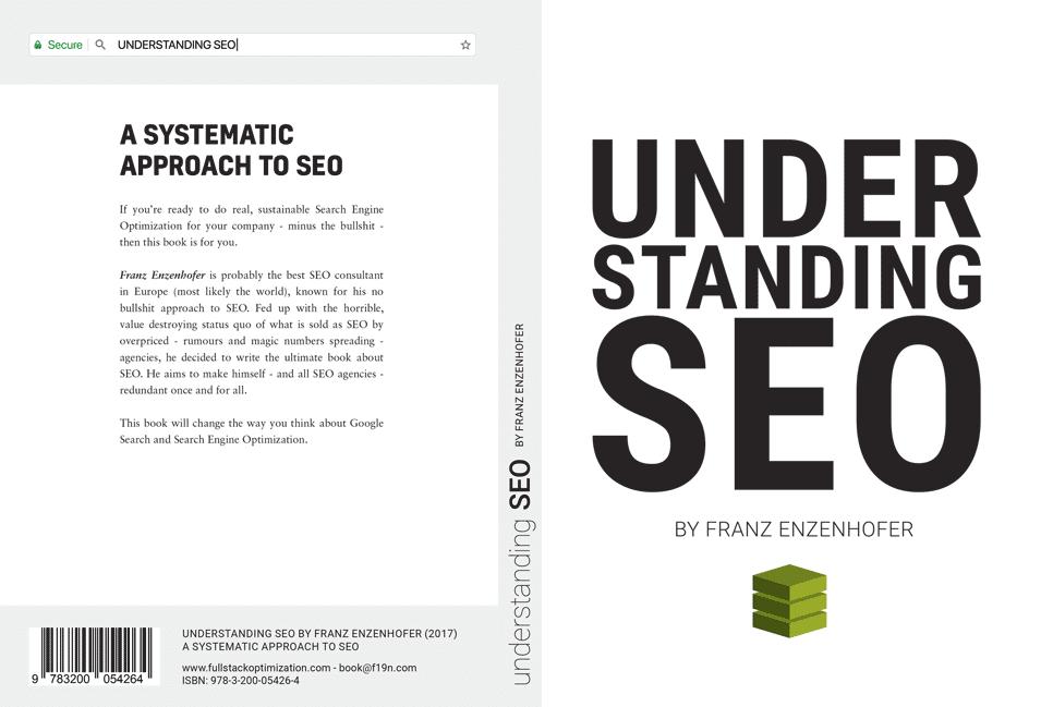 Understanding SEO - book