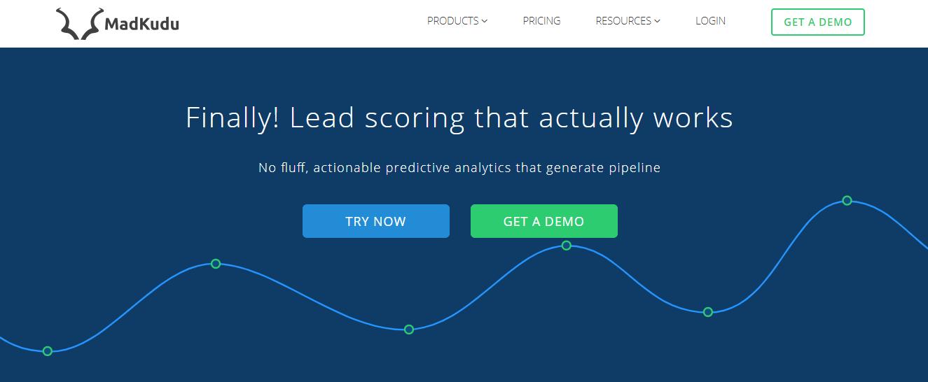 MadKudu - lead scoring