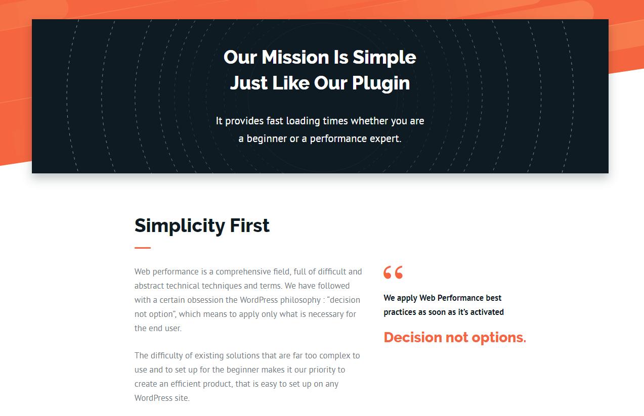 WP Rocket - optimize WordPress