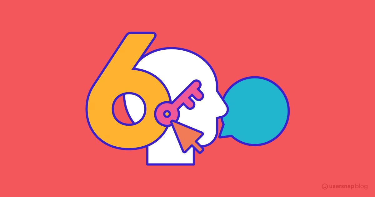Customer centric copy writing secrets | Usersnap Blog