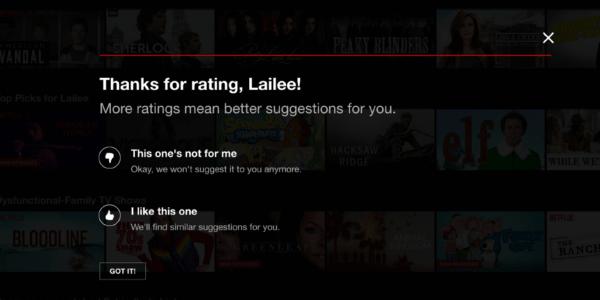 Customer experience, Netflix