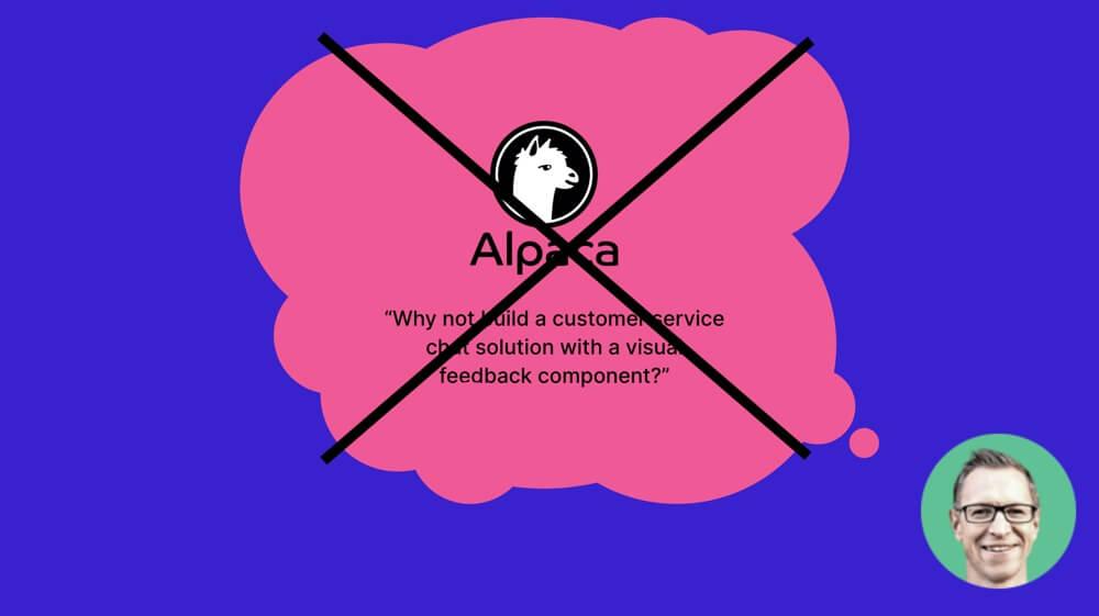 Alpaca - was not successfull