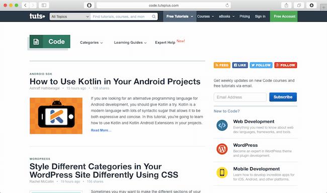 code-tutsplus-newsletter