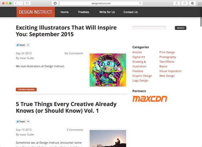 design-instruct-web-design-blogs