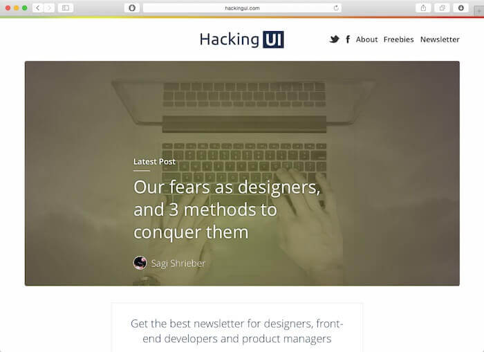 hackingui-web-design-blog