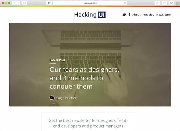 hackingui-web-design-blog
