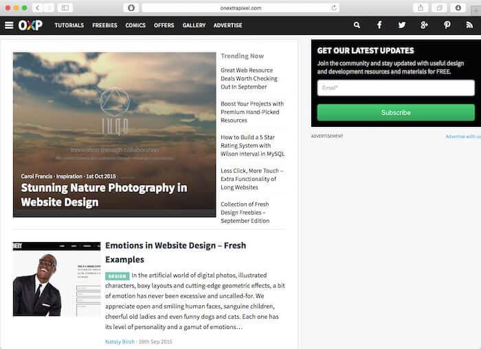 onextrapixel-web-design-blogs